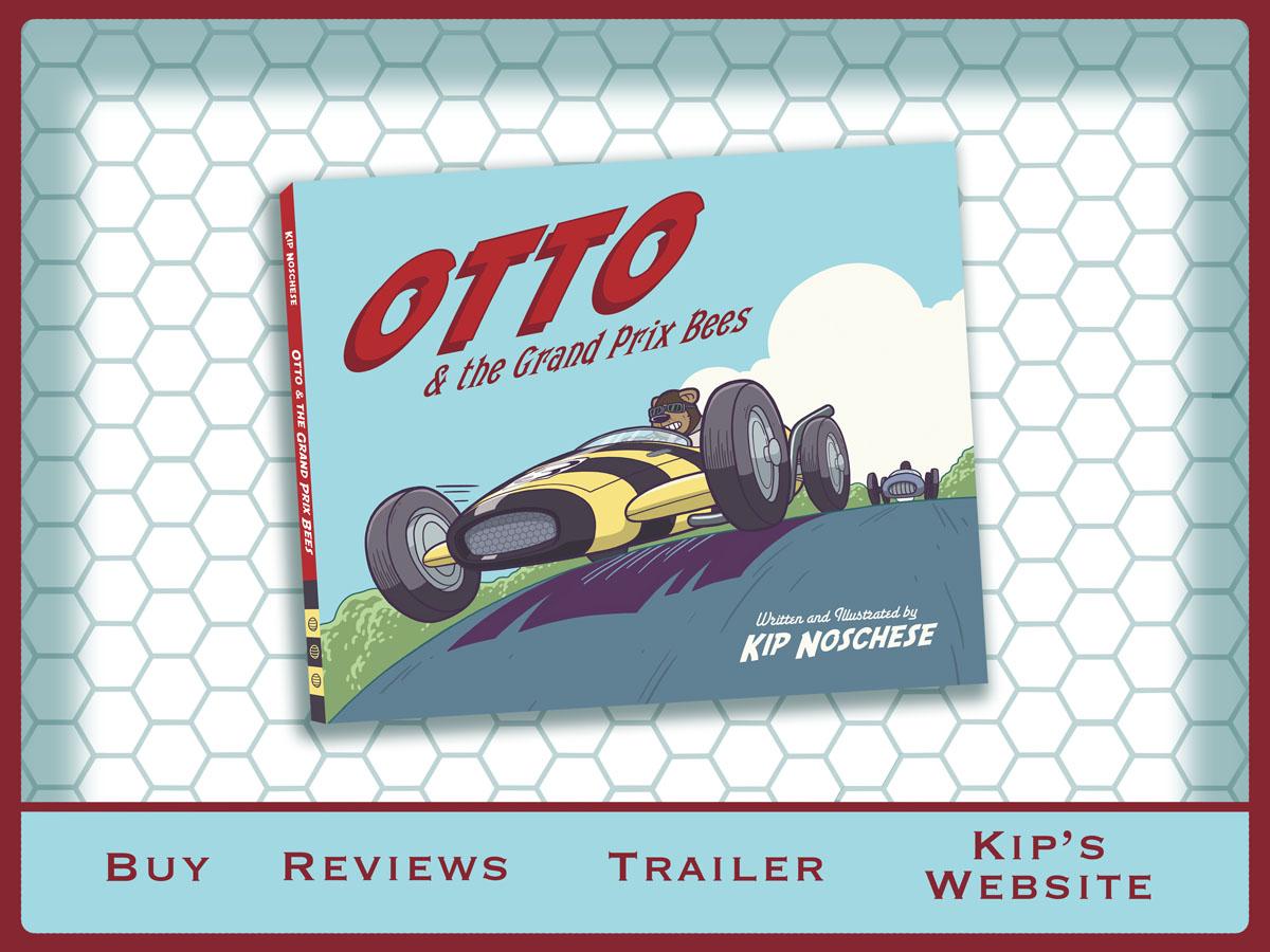 Otto & the Grand Prix Bees